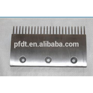 Thyssen 24teeth 3holes comb plate aluminum THYSSEN9011