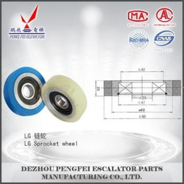 Escalator part type LG spocket wheel