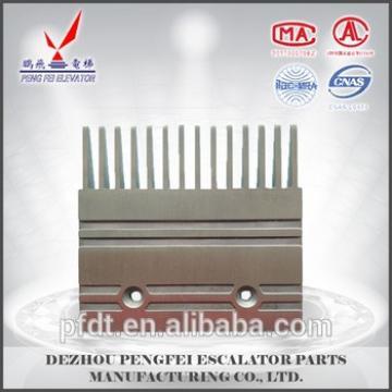 Mitsubishi C751001B202 14teeth aluminum comb plate
