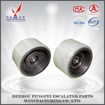 China supplier Hitachi supporting wheel/hitachi supporting roller/price elevator part type