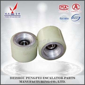 Aluminum conductor supporting roller for LG escalator /good quality /best product