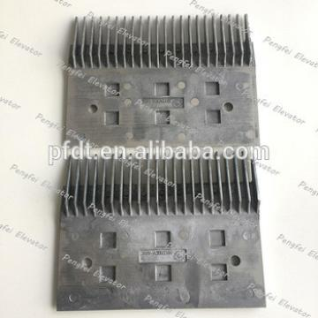 certificated products comb plate for escalator and elevator,lift parts