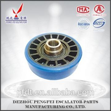 China supplier chain roller good quality chian wheel escalator square parts