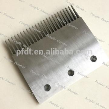 Thyssen Comb plate for sale Aluminum escalator parts