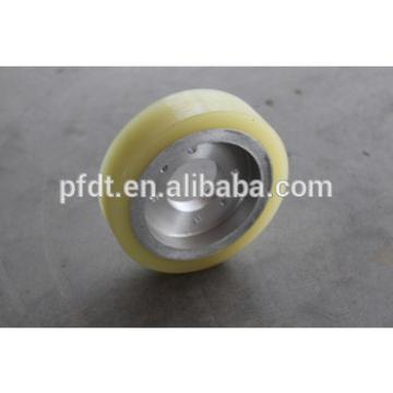 China supplier Modern friction wheel /friction wheel for hyundai escalator escalator square part