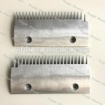 lift and right comb plate with alloy aluminum comb plate for LG