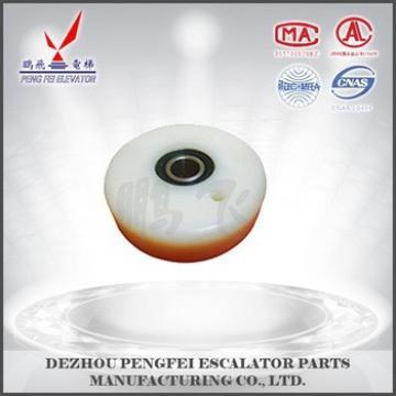 China supplier passageway tachmeter roller for xizi Escalator/best price escalator square parts