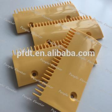 Escalator step parts/comb plate parts with Sigma LG