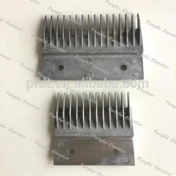 Sigma Lg comb plate for sale escalator parts type aluminum