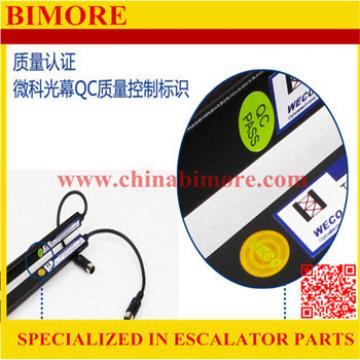 weco,weco-917A61-DC24R -S/weco-917A61A--DC24R-B/weco-917A61-DC24R -B elevator safety light curtain/ infrared sensor