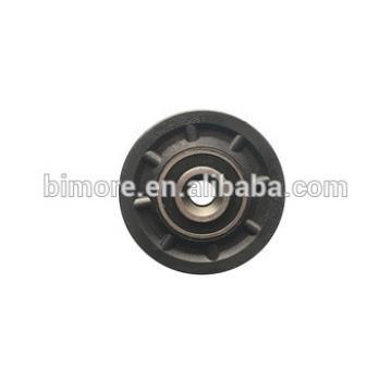 3201.05.0010/C Elevator rope roller 64*9*6202 D64x9mm bearing 6202