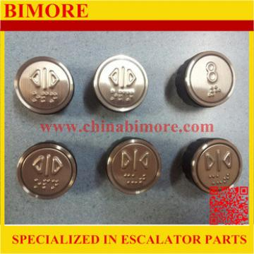 BR36 Elevator Push Button With W/O Braille