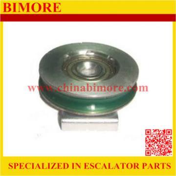 KM61501G12 elevator door hanger roller, 59.6x13mm, bearing 6002Z
