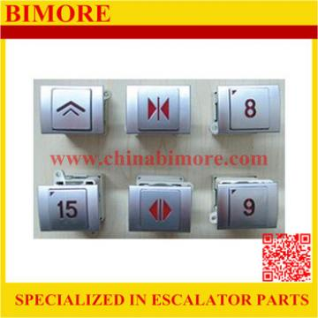 KA142 Elevator Push Button KA142 panels types S22 S42 S13 S18