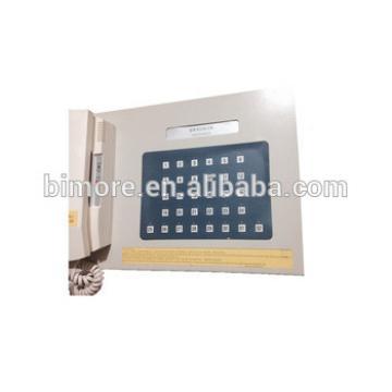XAA25302AC9 Lift intercom