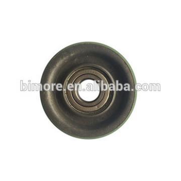 D85*20mm Lift door hanger roller bearing 6204 green