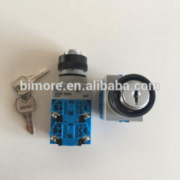 DAA177NPJ1 ASW0335 BIMORE Elevator key switch for 506NCE