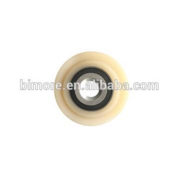 BIMORE Elevator steel wire rope roller for Kone 50*9*6002