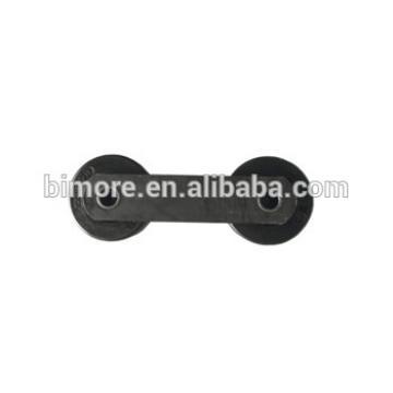 P=135.47mm Escalator step chain for Hyundai roller 76*25mm, bearing 6204, pin diameter 14.63mm