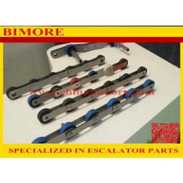 Escalator Step Chain for thyssen escalator 135mm roller 75*24*6204
