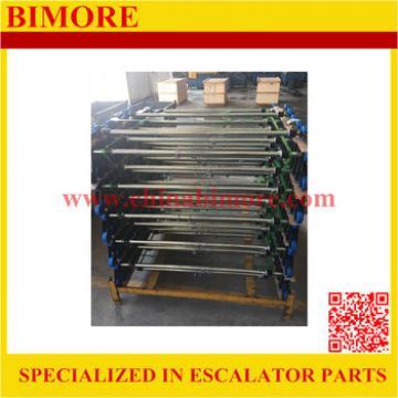 67.733, 67.733 pitch BIMORE Escalator step main chain for Mitsubishi