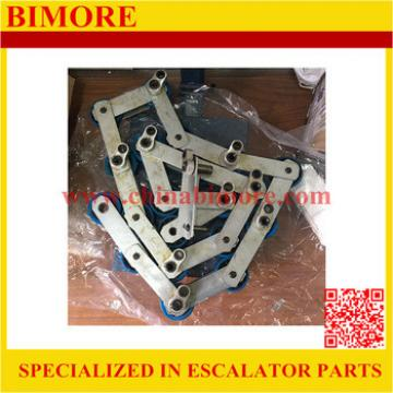 P=135.4mm GAB263540A115 BIMORE travelator pallet chain for 606NCT
