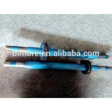 BIMORE Escalator step chain shaft/ axle for escalator spare parts