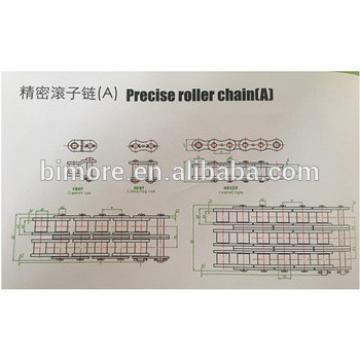 32B-3 P50.8mm BIMORE Escalator precise roller chain, triplestrand row