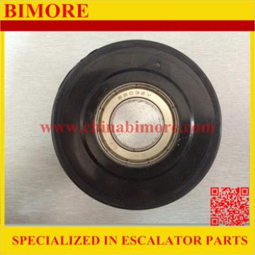 Elevator Roller use for Kone High-Speed Guide Shoe Roller OD80mm,Thickness 24mm Bearing 6203ZV