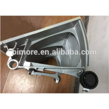 BIMORE RJV TM110 ECO KM5270806G01 Escalator aluminum step for Kone