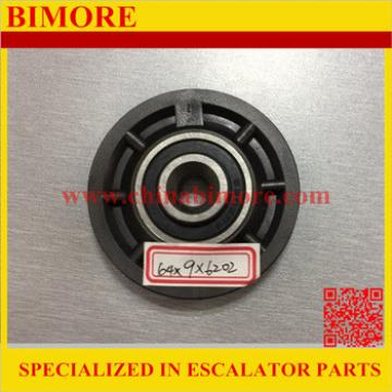 Elevator Wire Rope Roller 64mmx9mm Bearing 6202