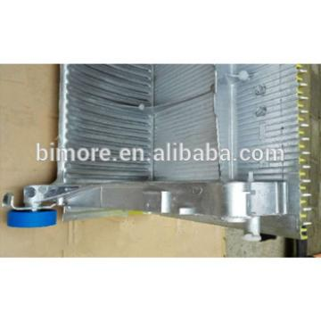 BIMORE RTK-KBS KM5212510G Escalator aluminum step with 3 yellow painted demarcations for Kone