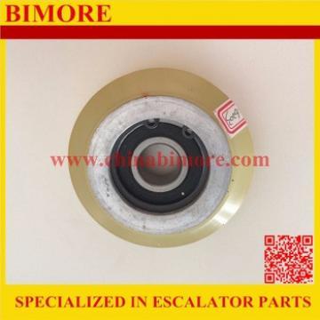 Elevator Guide Shoe Roller 76*22mm Bearing 6203RS