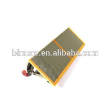 BIMORE S645B601G01 Escalator stainless steel step for Hyundai