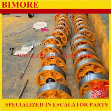 Kone Elevator Traction Wheel 335x6x8 420x6x8