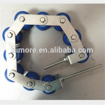 KM5130070G01 Escalator Handrail Tension Chain,8 Rollers use for Kone