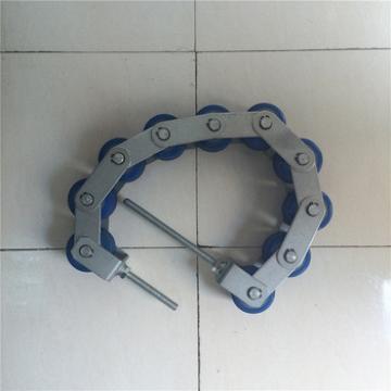 XAA332X,Escalator Handrail Support Chain, 8 Rollers