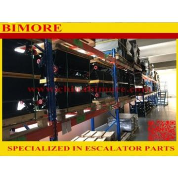 Stainless escalator Step parts high standard step with many types and color
