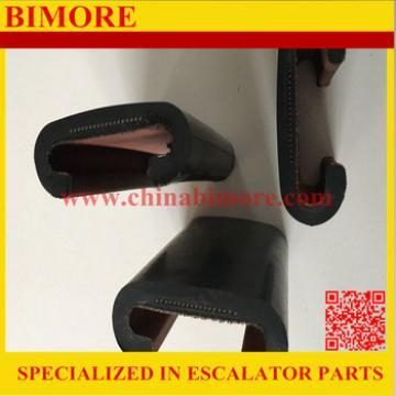 Escalator Rubber Escalator Handrail Parts