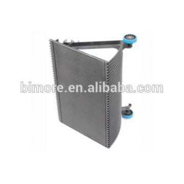 XBA455T6 Aluminum escalator step 600mm