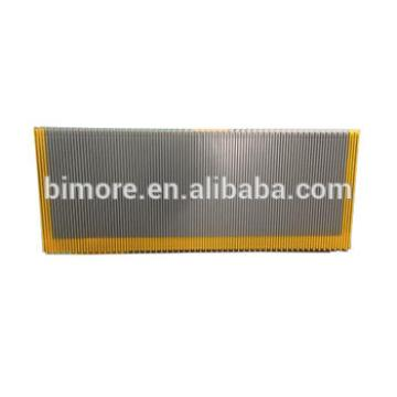 Fujitec Escalator Step with Yellow Demarcation 1000mm 800mm