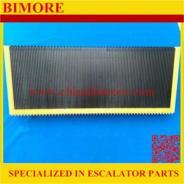 Hyundai Escalator Step 1000mm 35 Degree Black Color