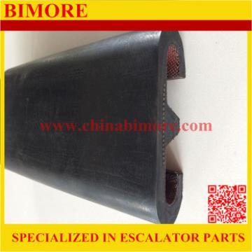 Semprit Brand Escalator Handrail Rubber For Hitachi escalator parts