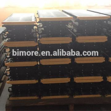 XJ800SXS-F Schindler Escalator Stainless Steel Pallet 800mm 9.068