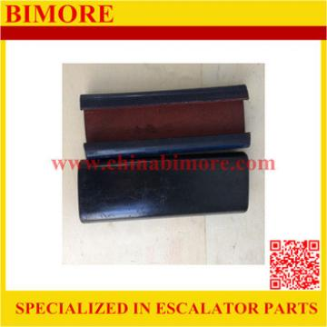 BIMORE Escalator black rubber handrail for Hyundai