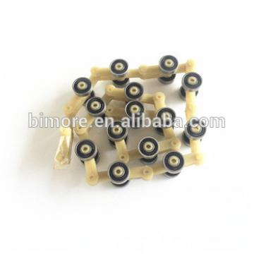 409585,Escalator Deflecting Chain Double Fork 34 Bearings for Schindler 9300