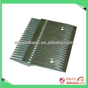 escalator comb plate ID.NR.247416, escalator parts comb plate