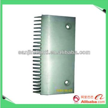 escalator comb plate, escalator parts, lift comb plate