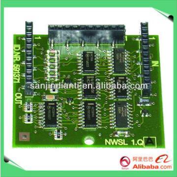 power board ID.NR.591371 lift panel lift card