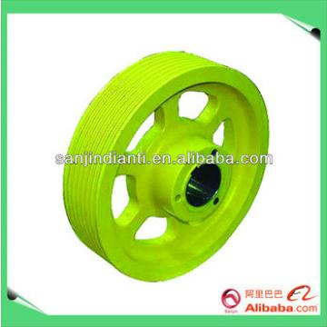 elevator parts pulley ID.NR.127763 elevator pulley manufacturer